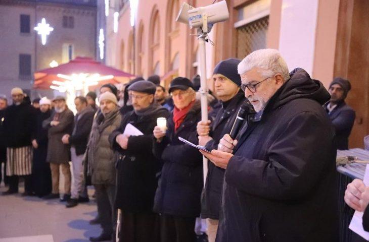 Tante religioni insieme per la Marcia della pace di Imola – IL VIDEO