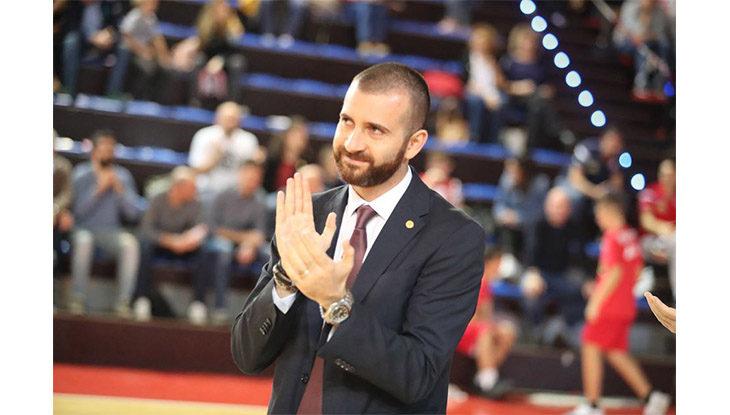 Basket A2, il nuovo anno regala un'altra vittoria all'Andrea Costa. Al Ruggi azzannati i Roseto Sharks