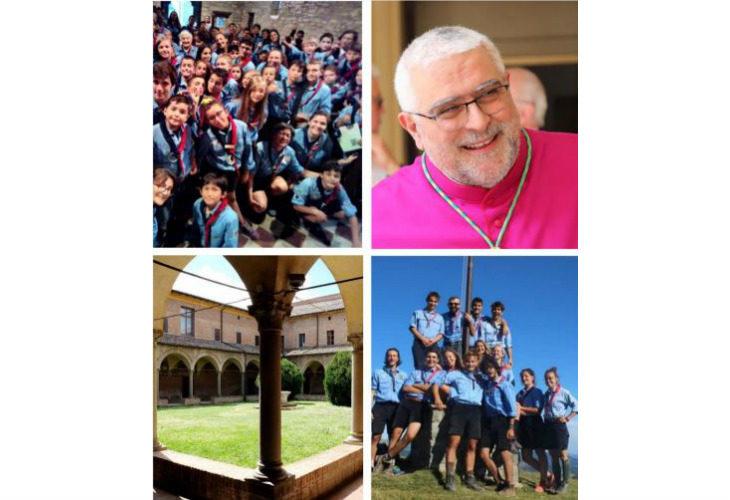 Un incontro con il vescovo per parlare di educazione e della campagna di raccolta fondi «Ma che freddo fa?!»