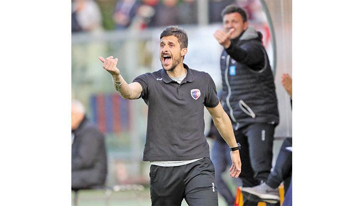 Sportivo 2019, «sabato sera» ha eletto l'ex allenatore dell'Imolese Alessio Dionisi