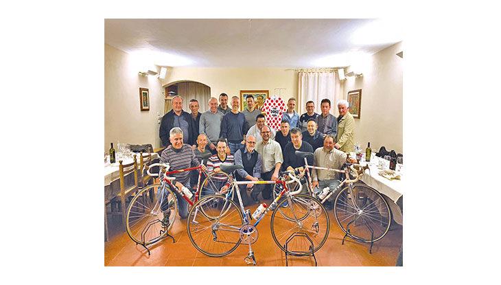 Un 2019 di anniversari per la «Cicli Dosi», tra i 40 anni di attività e i ricordi delle squadre
