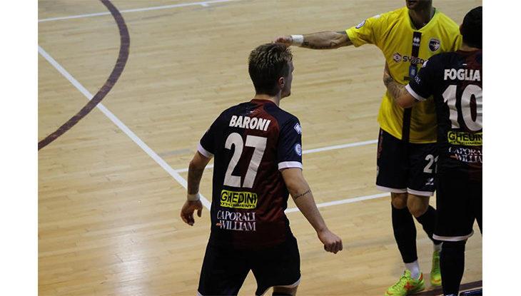 Futsal A2, niente impresa per l'Imolese. Rossoblù ko in casa della capolista Milano