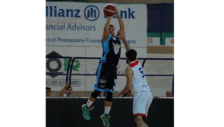 Basket C Gold, importante vittoria esterna per l'Olimpia Castello. L'Intech Imola fa un viaggio a vuoto