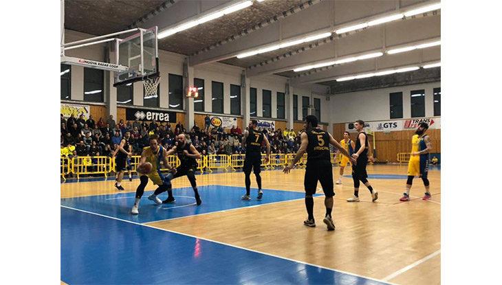 Basket C Gold, troppo forte la capolista Fiorenzuola per Medicina