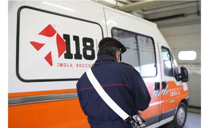 Infortunio sul lavoro a Castel Guelfo, 57enne trasportato in elisoccorso al Maggiore