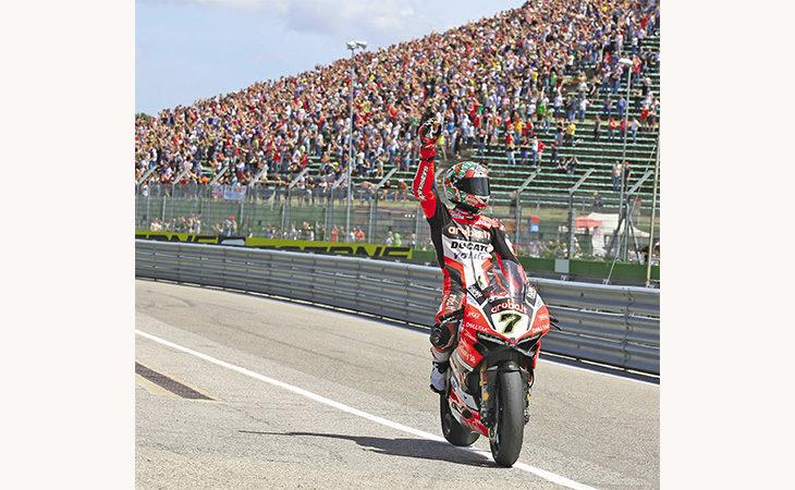 All'autodromo di Imola la presentazione della Ducati Superbike 2020