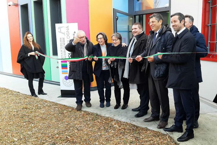 Più spazio per il Tecnopolo dell'Iret a Tolara di Sopra, inaugurata la nuova ala con due laboratori di ricerca