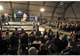Wrestling, al centro sociale La Tozzona la seconda edizione de «La notte dei campioni»