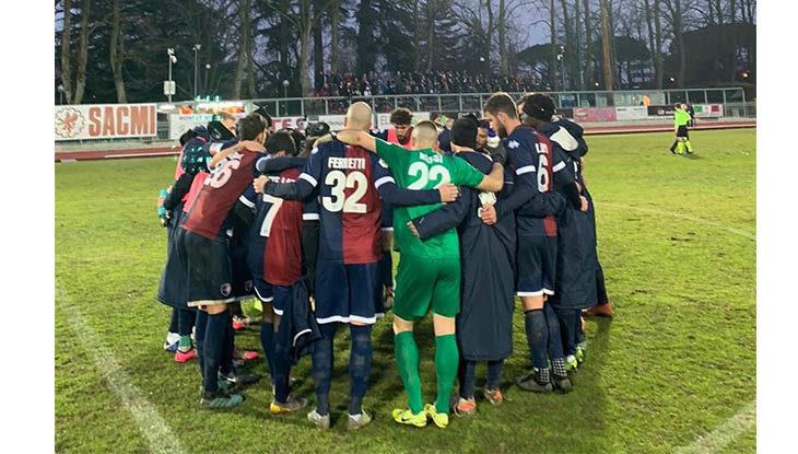 Calcio serie C, il tecnico Atzori nel post partita di Imolese-Reggiana. IL VIDEO