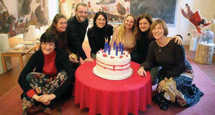I 30 anni di Casa Piani, la sezione della biblioteca di Imola completamente dedicata ai ragazzi