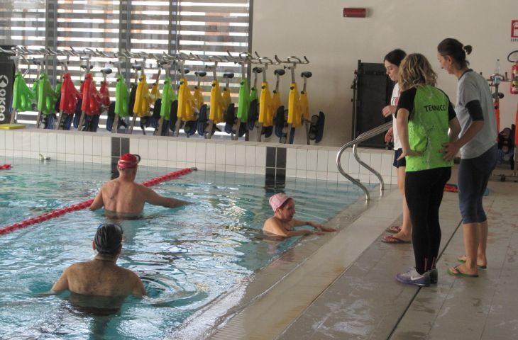 A Imola debuttano i corsi SportUp di acquaticità, nuoto e ginnastica per problematiche neurologiche