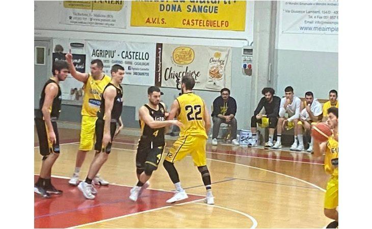 Basket C Gold, il derby è giallonero. La Intech Imola vola nel finale con Colombo
