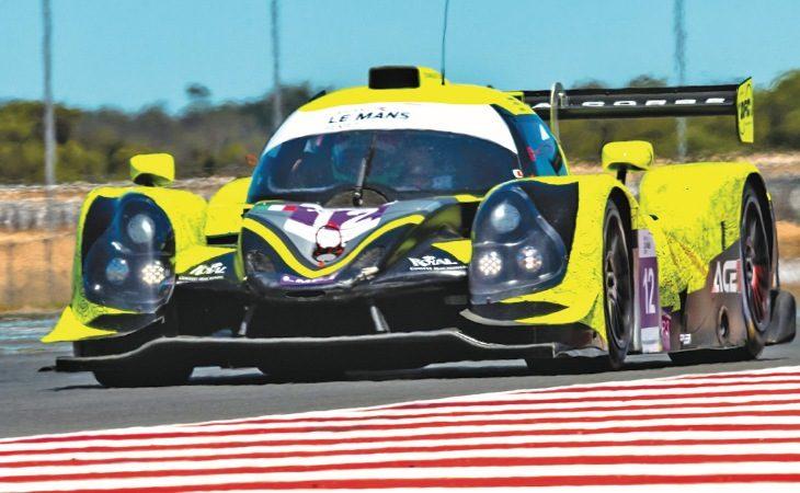 Automobilismo, l'imolese Gabriele Lancieri può vincere l'Asian Le Mans Series