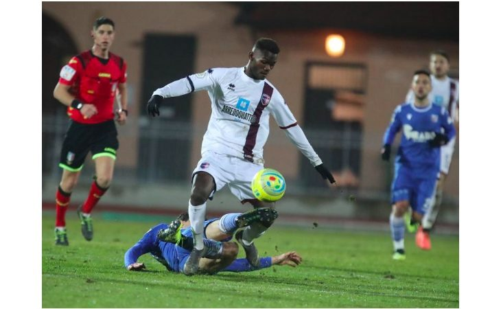 Calcio serie C, turnover forzato per l'Imolese. In attacco si rivede Latte Lath