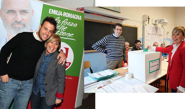 """#ElezioniRegionali2020, a scrutinio in corso il segretario Pd di Imola Panieri: """"Nel nostro territorio chiara vittoria di Bonaccini'"""