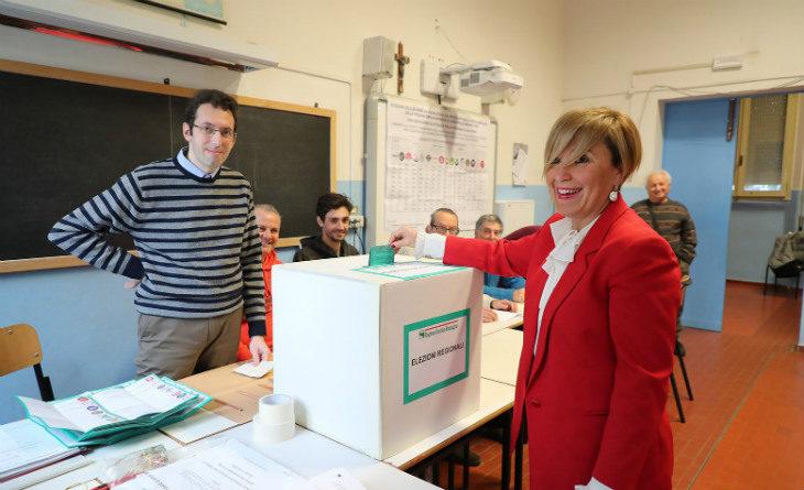 #ElezioniRegionali2020 Francesca Marchetti (Pd) è stata rieletta in Consiglio regionale