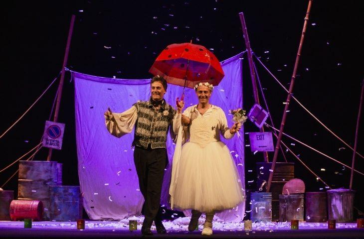 Al teatro Stignani di Imola arrivano Ale e Franz