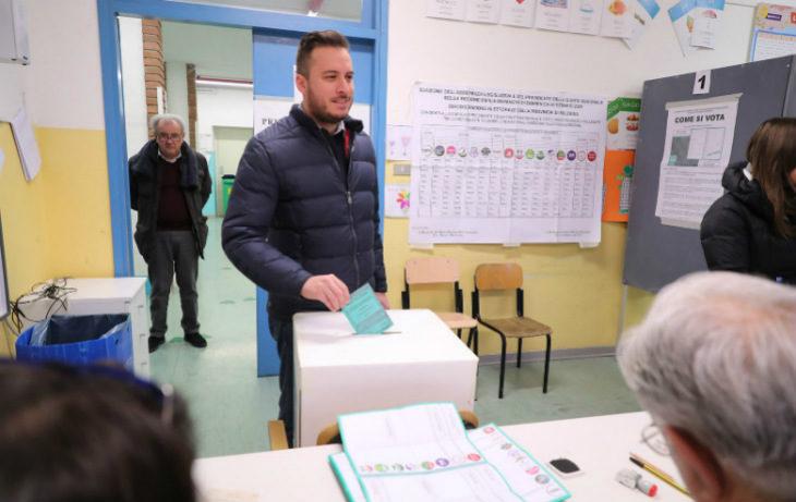 #ElezioniRegionali2020, il rieletto Marchetti (Lega) difende Salvini, smorza le polemiche interne e pensa alle Comunali