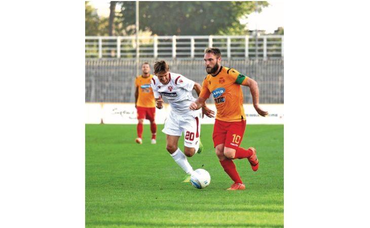 Calcio serie C, l'ex rossoblù Selleri presenta Imolese-Ravenna: «Sarà una battaglia intensa»