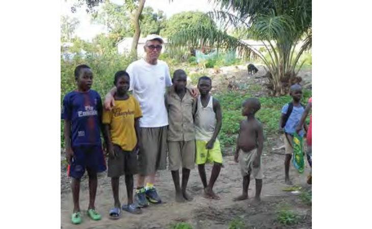 Una pizzata organizzata dall'associazione «Un sorriso per Wèwè» al fine di costruire un forno in Benin