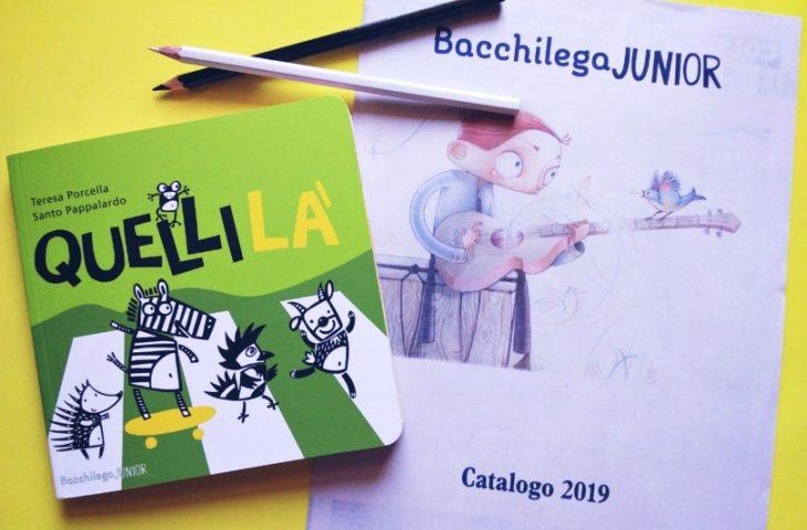 Premio per «Quelli là» di Teresa Porcella e Santo Pappalardo, edito da Bacchilega Junior