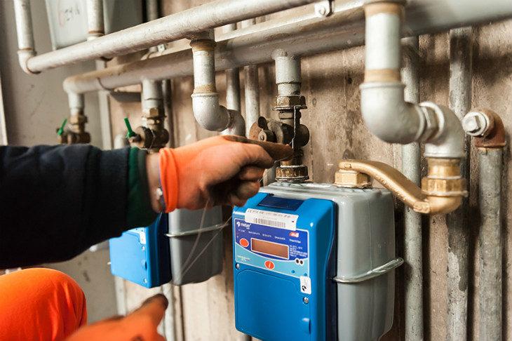 Parte a Castel San Pietro la sostituzione dei contatori del gas con i nuovi misuratori elettronici