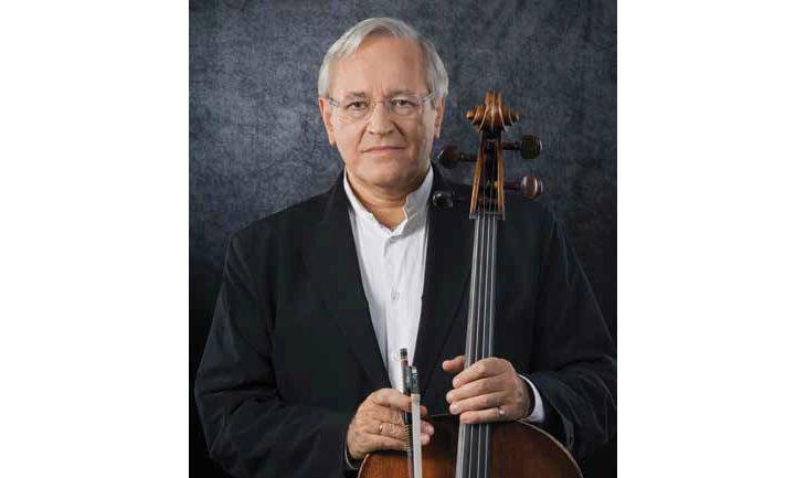 Il talentuoso violoncellista David Geringas a Imola in concerto per l'Emilia Romagna Festival