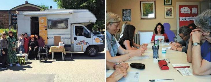 Tre progetti a Imola per il sostegno delle donne gestiti dalle associazioni e finanziati dalla Regione