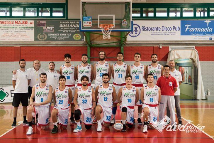 Basket serie B, la Sinermatic perde ma ben figura a Rimini