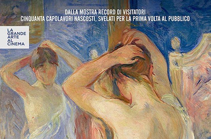 A «Cinema Osservanza» il documentario «Impressionisti segreti»