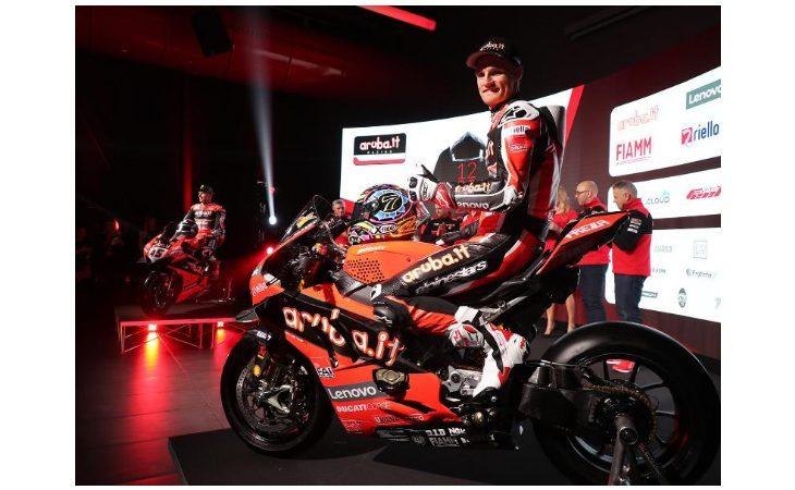 Presentata all'autodromo di Imola la nuova Ducati Superbike