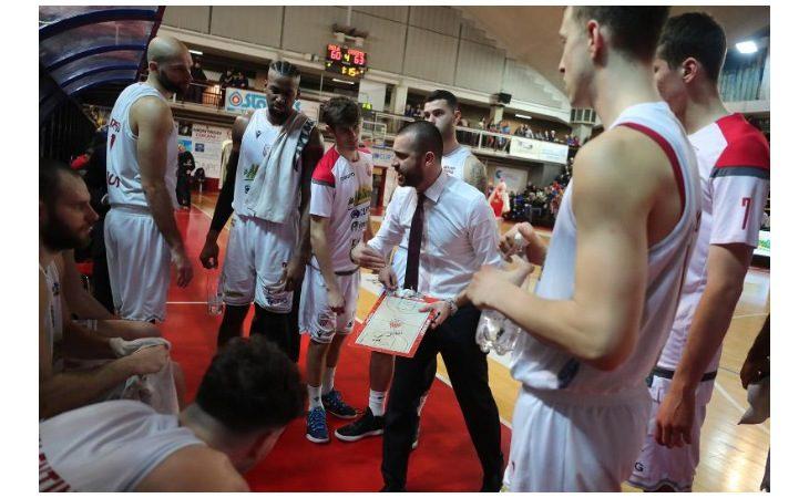 Basket A2, positivo l'incontro tra società, giocatori e staff: «Fare gruppo per chiudere al meglio la stagione»
