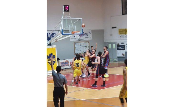 Basket C Gold, due punti per Castel Guelfo al termine di una partita infinita
