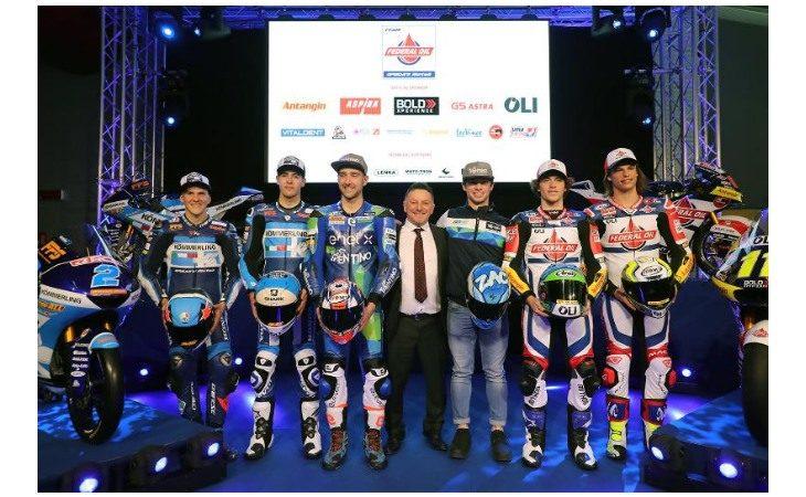 Motomondiale, svelato all'autodromo di Imola il Team Gresini 2020