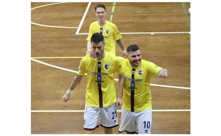 Futsal A2, tre punti d'oro per l'Imolese in diretta tv contro il Villorba