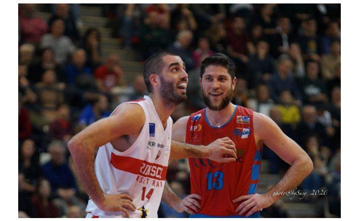 Basket serie B, la Sinermatic supera una «big». Ad Ozzano rimonta vincente contro Piacenza
