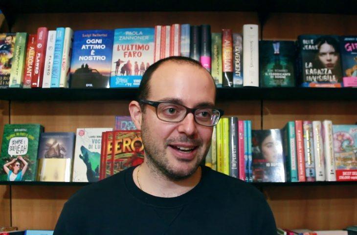 La legalità secondo Daniele Nicastro. A Mordano incontro con l'autore di libri per ragazzi