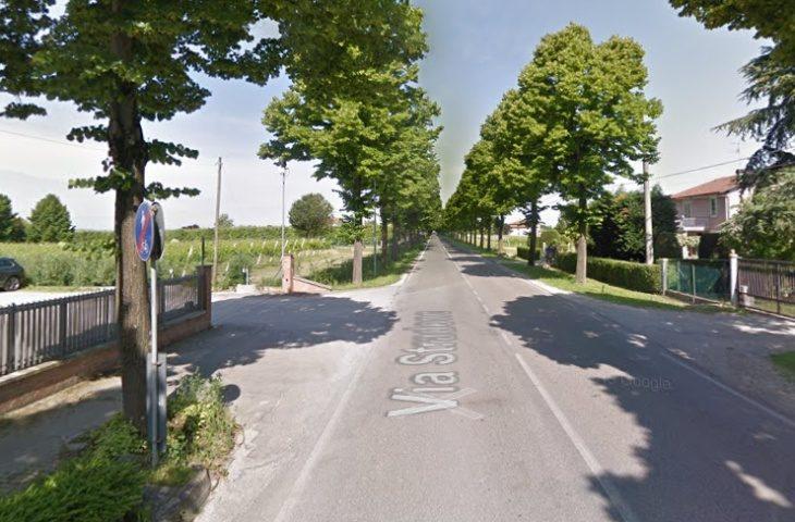 I nuovi tratti delle ciclabili di via Canale e Stradone a Castel Guelfo pronti entro agosto