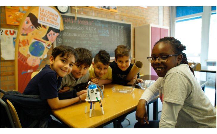 La «Grande Macchina del Mondo», ripartito il programma di educazione ambientale di Hera rivolto alle scuole