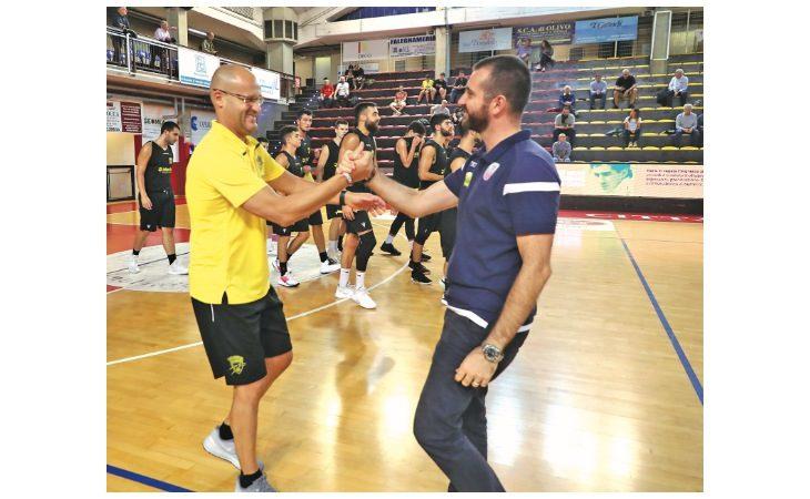 La proposta del coach della Vsv Marco Regazzi: «Per il futuro del basket imolese serve una squadra sola»