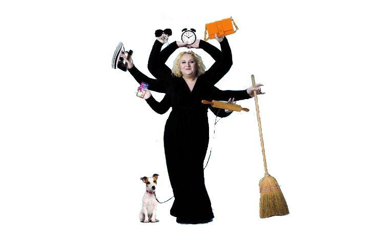 L'ordine secondo Maria Pia Timo, show comico al teatro Cassero