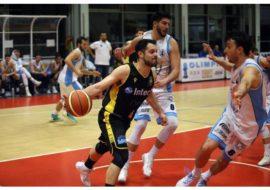 Basket C Gold, l'ex Tassinari regala un dispiacere alla Intech Imola
