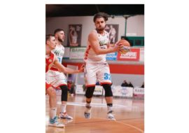 Basket serie B, la Sinermatic scivola alla «Bombonera» di Montegranaro