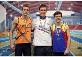 Atletica Sacmi Avis di bronzo ai campionati italiani indoor