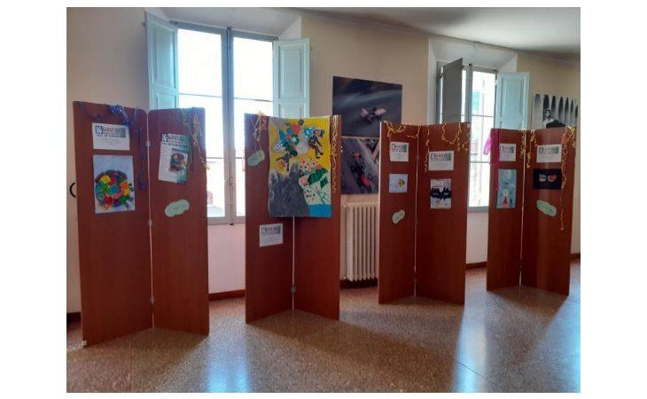A Castello la  mostra con i disegni vincitori del concorso di Carnevale rivolto alle scuole