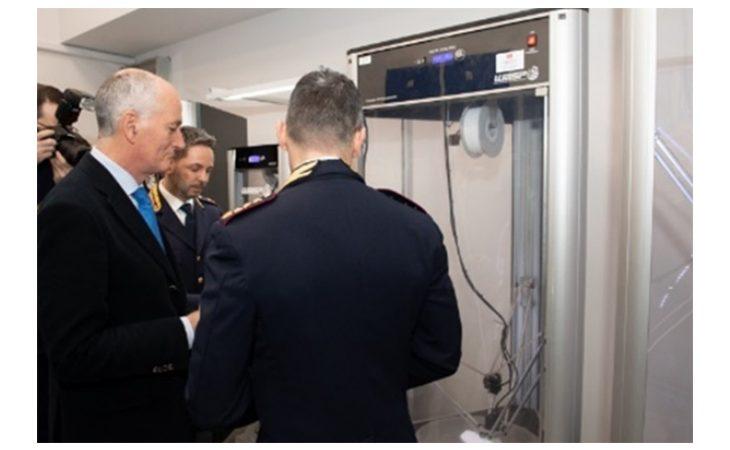 Le infinite applicazioni industriali della stampa 3D, anche la polizia anticrimine usa le tecnologie di Wasp