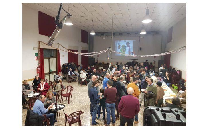Sant'Antonio di Medicina e l'associazione Torre dei Cavalli hanno «fatto la festa» ai nuovi abitanti