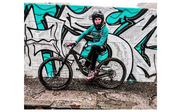 Mountain bike, il giovane talento dell'Enduro Mirco Vendemmia punta in alto: «Primo obiettivo è il Tricolore»