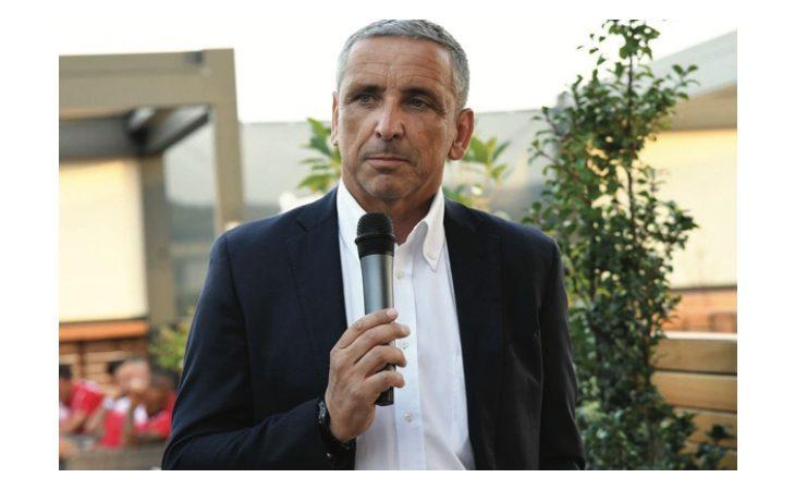 Calcio serie C, gli ex dell'Imolese presentano il nuovo responsabile dell'area tecnica rossoblù Moreno Zocchi