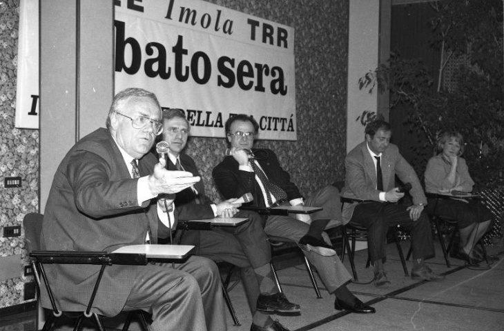 Il ricordo di Bruno Solaroli della Cooperativa Bacchilega